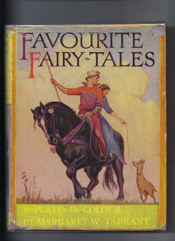 Image for Favourite Fairy Tales With 16 Colour Plates