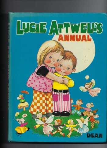 Image for Lucie Attwell's Annual 1975 (Published 1974)