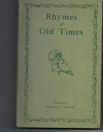 Image for Rhymes of Old Times