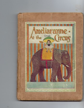 Image for Ameliaranne At the Circus