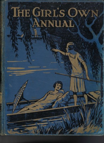 Image for THE GIRL'S OWN ANNUAL Vol. 51 (Years 1929 - 1930)