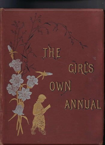 Image for THE GIRL'S OWN ANNUAL Vol. III (3) (Years 1884 - 1885) Illustrated