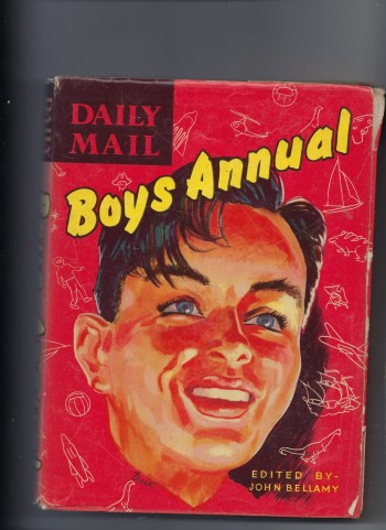 Image for Daily Mail Boys Annual Containing 'biggles Lays a Ghost'