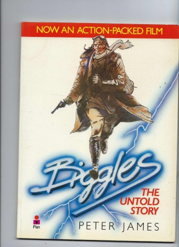 Image for Biggles, the Untold Story - Biggles the Storybook