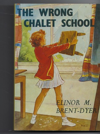 Image for The Wrong Chalet School