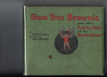 Image for Gum Tree Brownie and Other Faerie Folk of the Never-Never