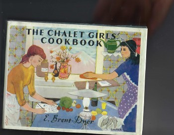 Image for The Chalet Girls' Cook Book