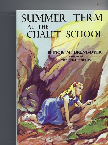 Image for Summer Term At the Chalet School