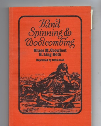 Image for Hand Spinning & Woolcombing Methods of Handspinning in Egypt and the Sudan with Hand Woolcombing