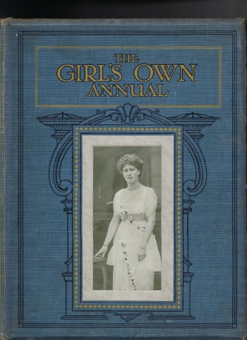 Image for THE GIRL'S OWN ANNUAL Vol. XXXVI (36) (Years 1915/1916) - Includes Many Word War 1 References Illustrated