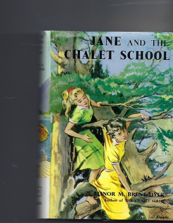 Image for Jane and the Chalet School