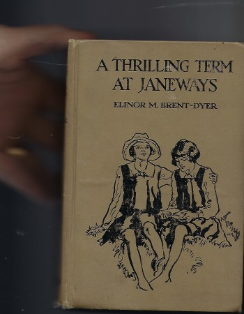 Image for A Thrilling Term At Janeways A School Story for Girls