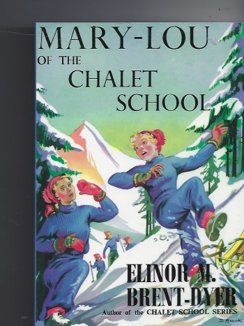 Image for Mary-Lou of the Chalet School