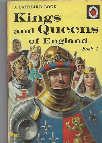 Image for Ladybird Series 561 - Kings and Queens Book 2: