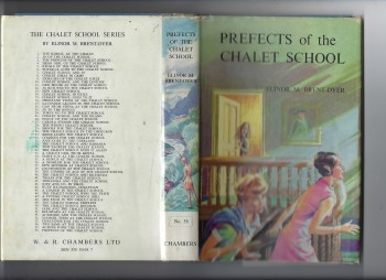 Image for Prefects of the Chalet School