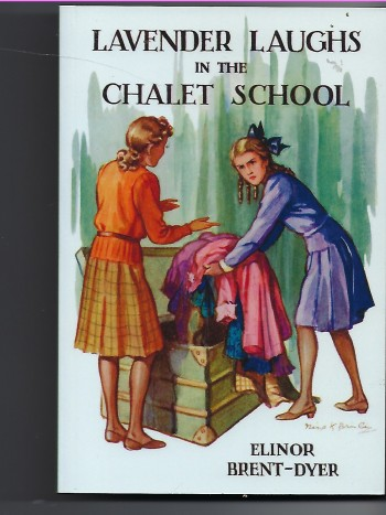 Image for Lavender Laughs in the Chalet School