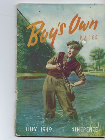 Image for Boy's Own Paper Vol. 71 No. 10 July 1949
