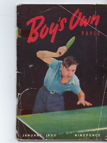 Image for Boy's Own Paper Vol. 71 No. 6 January 1950