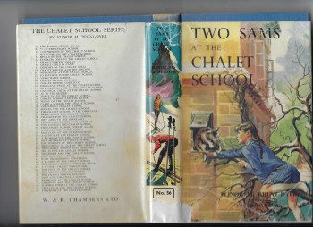Image for Two Sams At the Chalet School