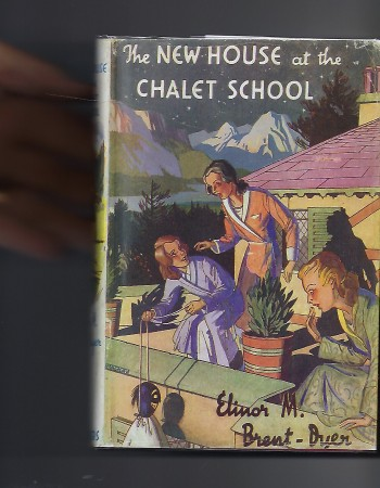 Image for The New House At the Chalet School