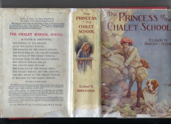 Image for The Princess of the Chalet School
