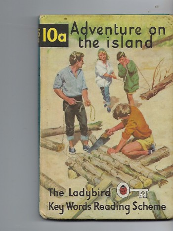 Image for Adventure on the Island - Reading Scheme Book 10a