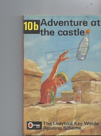 Image for Adventure At the Castle, Ladybird Key Words 10b