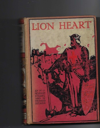 Image for Lion-Heart a Story of the Reign of Richard the First