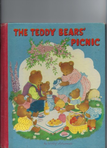 Image for The Teddy Bears' Picnic