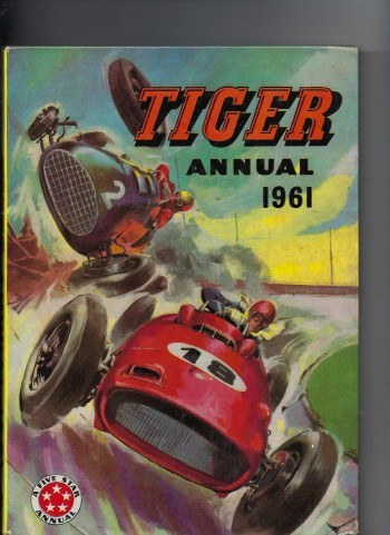 Image for Tiger Annual 1961
