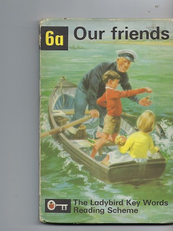 Image for Our Friends Ladybird Book 6a