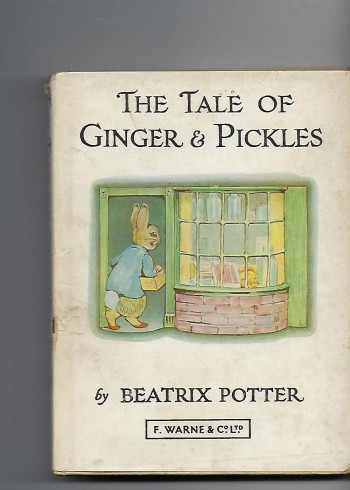 Image for The Tale of Ginger & Pickles