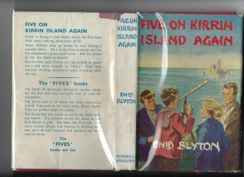 Image for Five on Kirrin Island Again