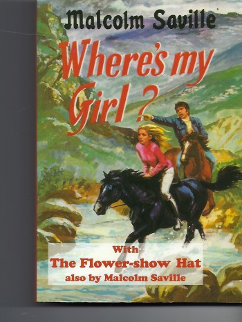 Image for Where's My Girl?  And the Flower-Show Hatunabridged