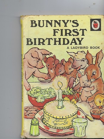 Image for Bunny's First Birthday