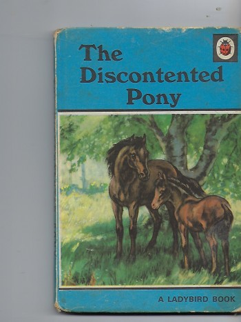 Image for The Discontented Pony.