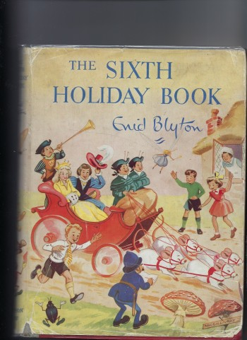 Image for The Sixth Holiday Book