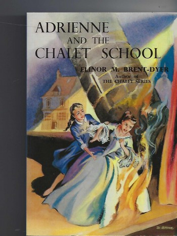 Image for Adrienne and the Chalet School