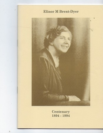 Image for Elinor M Brent-Dyer Centenary 1894-1994 Booklet