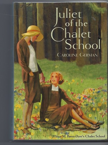 Image for Juliet of the Chalet School