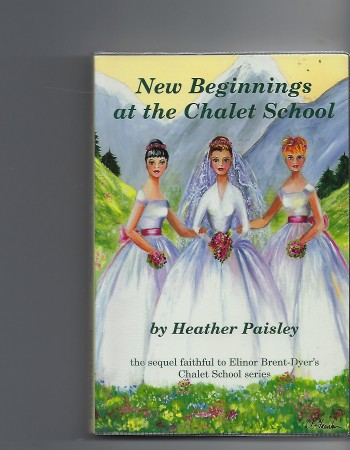 Image for New Beginnings At the Chalet School
