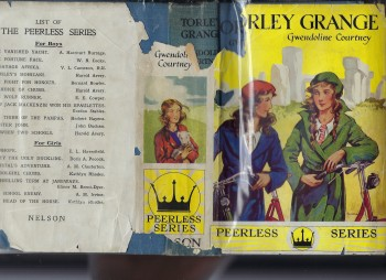 Image for Torley Grange (Author Signed 1st Edition)