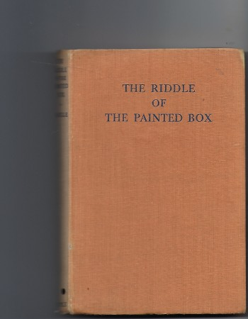 Image for The Riddle of the Painted Box (Author Signed 1st Edition)