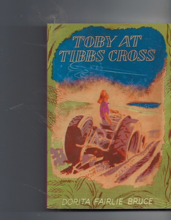 Image for Toby At Tibbs Cross