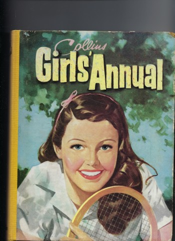 Image for Collins Girls' Annual Containing 'susan and the Home Made Bomb' & Sheila Stuart - a Career for Christine
