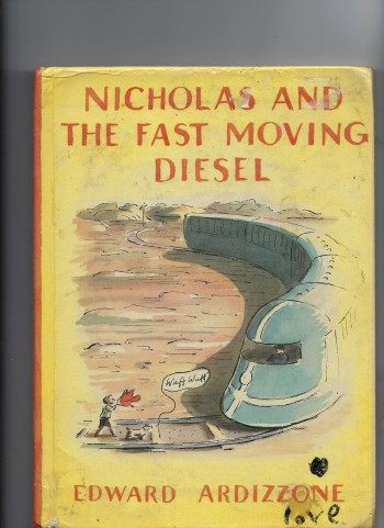 Image for Nicholas and the Fast Moving Diesel