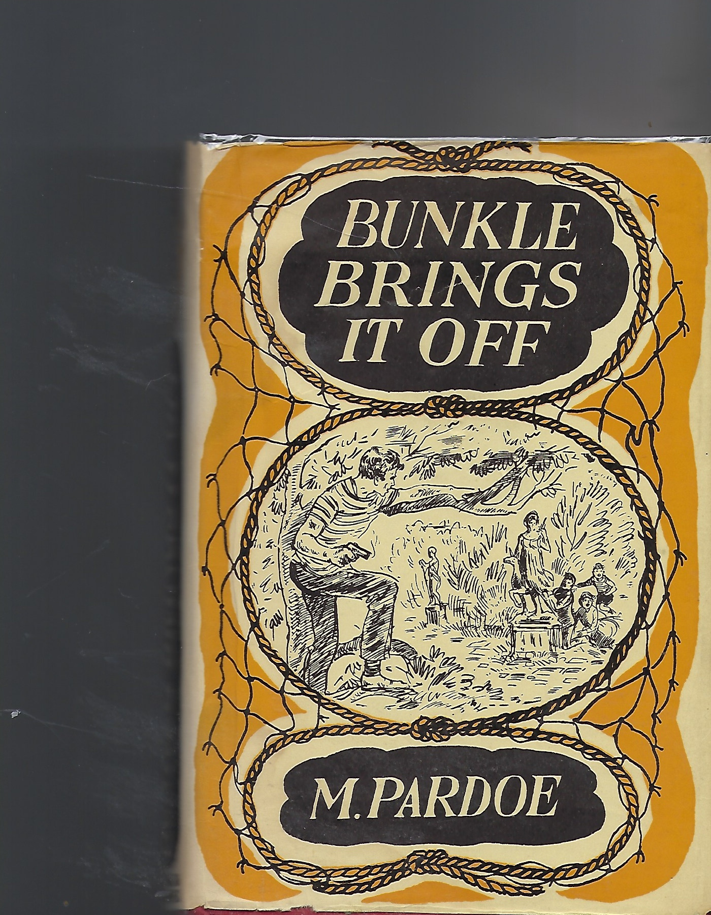 Image for Bunkle Brings it Off