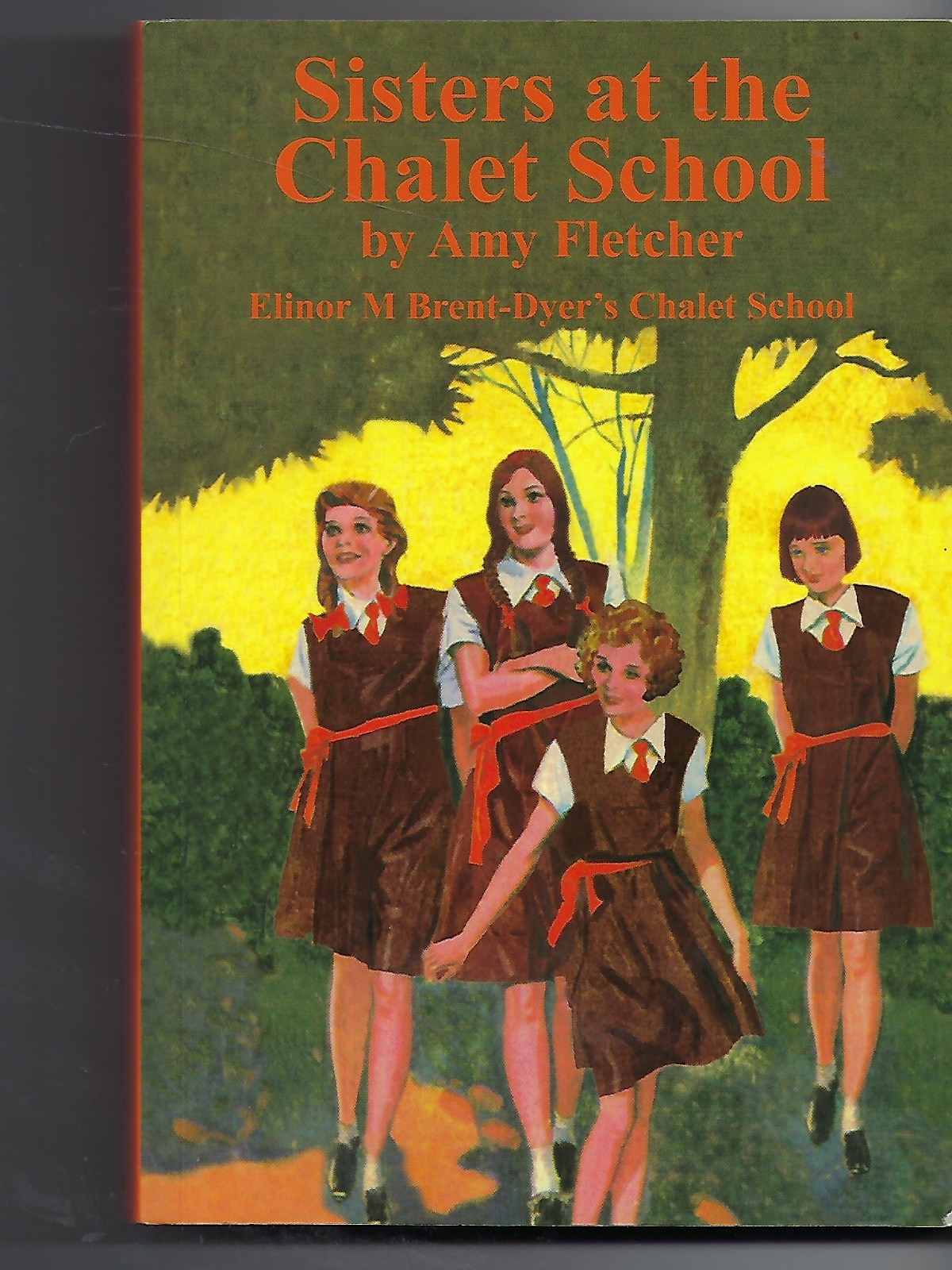 Image for Sisters at the Chalet School