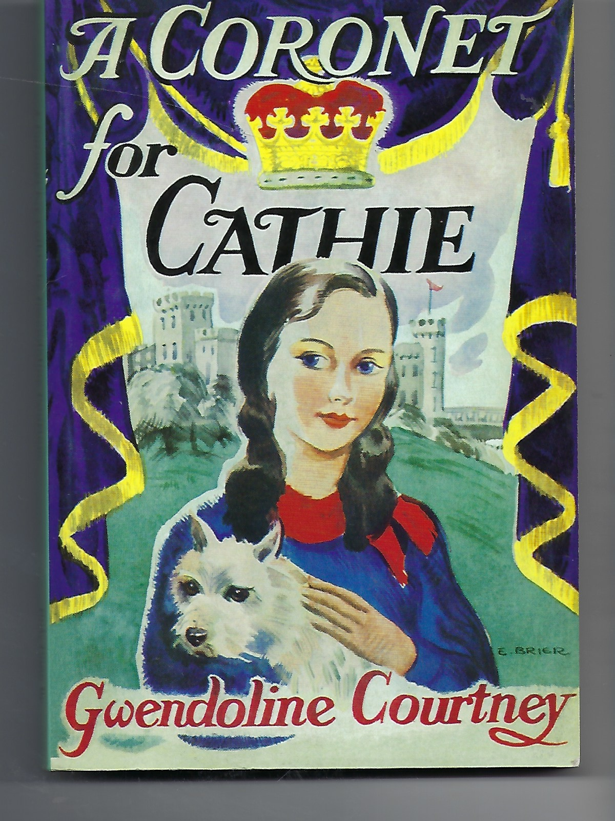 Image for A Coronet for Cathie