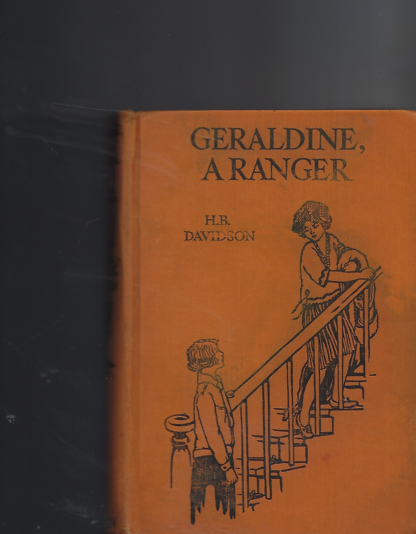 Image for Geraldine, a Ranger A Story of Girl Guides